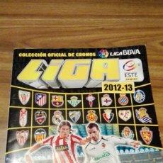 Coleccionismo deportivo: ALBUM CROMOS FÚTBOL COLECCIONES ESTE, TEMPORADA 2012/13. PANINI. INCOMPLETO.. Lote 100391883