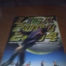 Coleccionismo deportivo: LIGA 2003 2004. LFP. COLECCIÓN DE CROMOS OFICIAL. VER FOTOS. EST2B4. Lote 100823355
