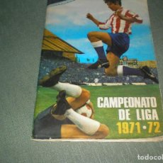 Coleccionismo deportivo: CAMPEONATO DE LIGA 1971-72. Lote 101118147
