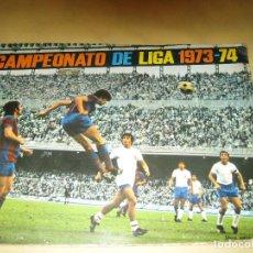 Coleccionismo deportivo: FUTBOL - ALBUM DE CROMOS- CAMPEONATO DE LIGA 1973-74 - VER FOTOS . Lote 101172251
