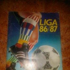 Coleccionismo deportivo: EDICIONES ESTE 86/87 1986/1987 CON 304 CROMOS. Lote 101192795