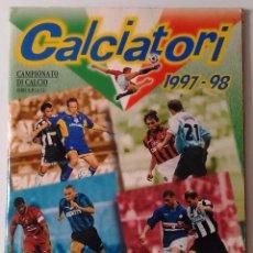 Coleccionismo deportivo: CAMPEONATO DE FÚTBOL 1997 - 98 SERIE A - B- C1- C2. Lote 35933577