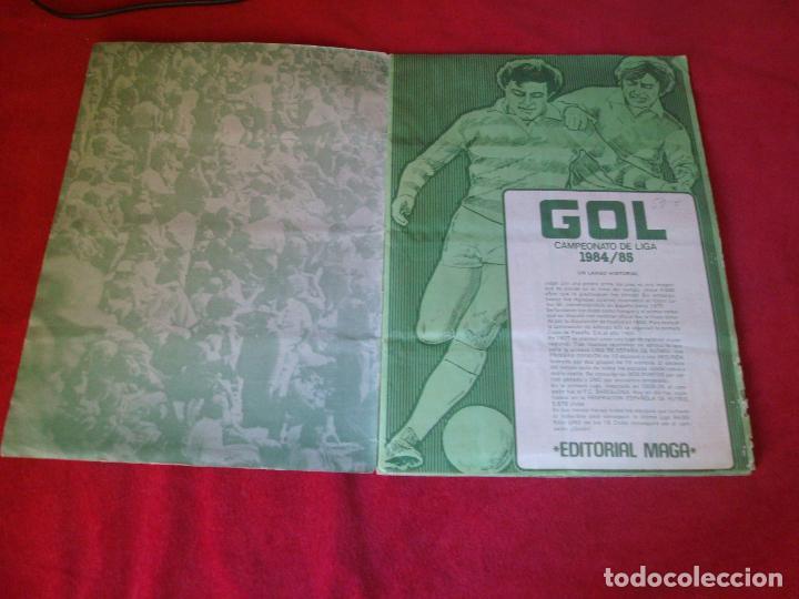 Coleccionismo deportivo: EDITORIAL MAGA 84 85 1984 1985 - Foto 2 - 102598903