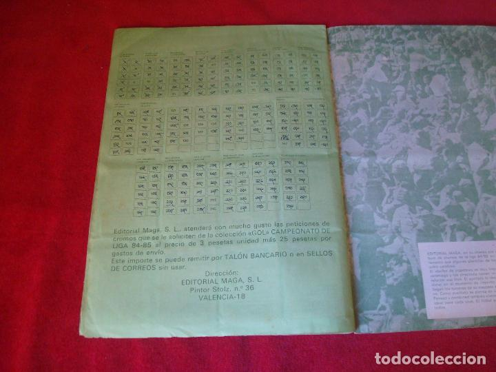Coleccionismo deportivo: EDITORIAL MAGA 84 85 1984 1985 - Foto 25 - 102598903
