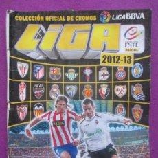 Coleccionismo deportivo: ALBUM CROMOS FUTBOL, 2012-2013, DEPORTE, ESTE, TIENE 469 CROMOS, 40 FICHAJES. Lote 102958023