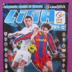 Coleccionismo deportivo: ALBUM CROMOS FUTBOL, 2011-2012, DEPORTE, ESTE, TIENE 494 CROMOS, 49 FICHAJES, B. Lote 102984375