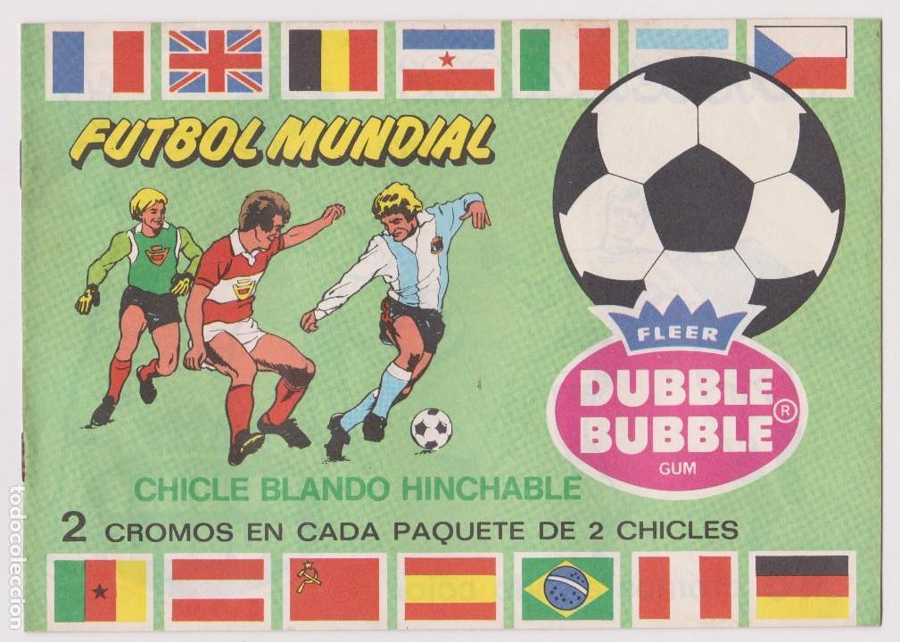 ALBUM VACIO FÚTBOL MUNDIAL 1982. (Coleccionismo Deportivo - Álbumes y Cromos de Deportes - Álbumes de Fútbol Incompletos)