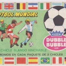 Coleccionismo deportivo: ALBUM VACIO FÚTBOL MUNDIAL 1982.. Lote 103249459