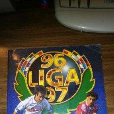 Coleccionismo deportivo: EDICIONES ESTE 1996 1997 96 97 - ALBUM INCOMPLETO CON 510 CROMOS EN BUEN ESTADO. Lote 103309191