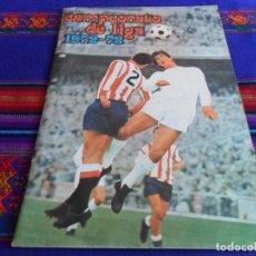 Coleccionismo deportivo: NUEVO CON PÓSTER. CAMPEONATO DE LIGA 1972 1973 72 73 INCOMPLETO CON 73 CROMOS. FHER. DE LUJO.. Lote 103314339