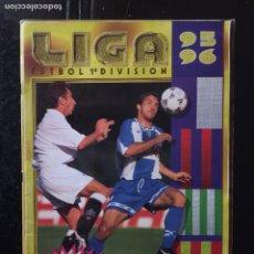 Coleccionismo deportivo: ED.ESTE 95/96. ÁLBUM INCOMPLETO CON MUCHÍSIMOS CROMOS. Lote 103567099