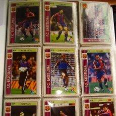 Coleccionismo deportivo: MUNDICROMOS 94-95 A FALTA DE 9 CROMOS INCLUYE CASI TODOS LOS UH VITI ,GOICOECHEA ETC. Lote 103616475