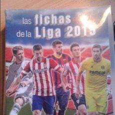 Coleccionismo deportivo: MUNDICROMO 2014-15 COMPLETO AL 97% . Lote 103637787