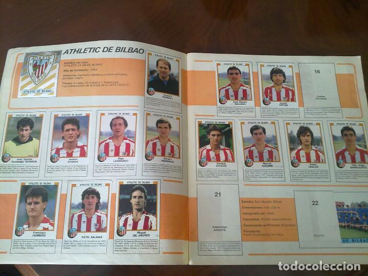 Coleccionismo deportivo: ALBUM DE CROMOS FUTBOL 88 DE PANINI - 349 CROMOS PEGADOS, FALTAN 37 - Foto 2 - 103661503