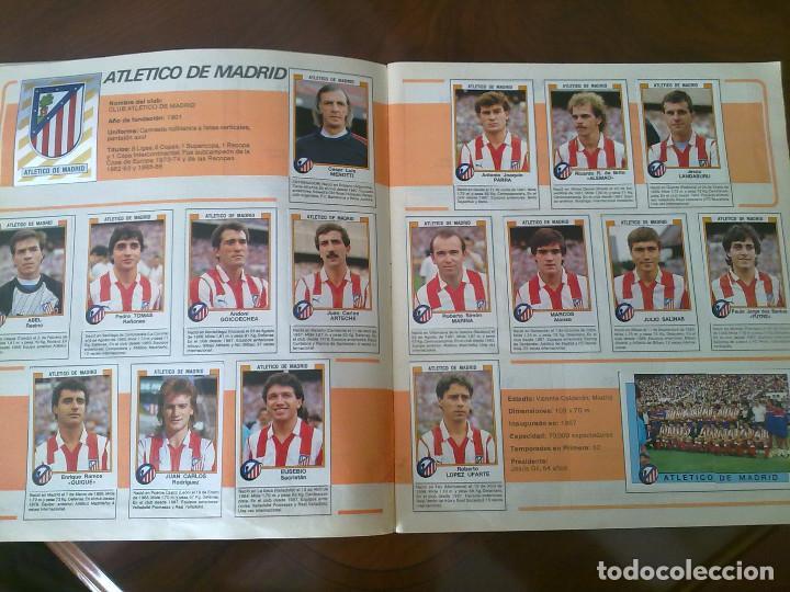 Coleccionismo deportivo: ALBUM DE CROMOS FUTBOL 88 DE PANINI - 349 CROMOS PEGADOS, FALTAN 37 - Foto 3 - 103661503