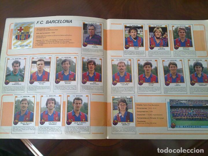 Coleccionismo deportivo: ALBUM DE CROMOS FUTBOL 88 DE PANINI - 349 CROMOS PEGADOS, FALTAN 37 - Foto 4 - 103661503