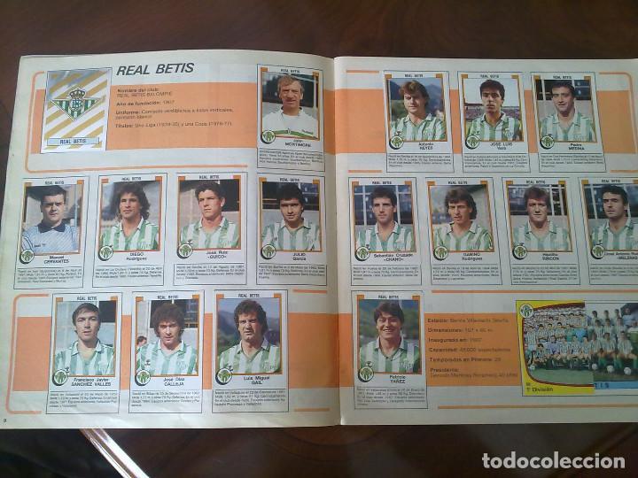 Coleccionismo deportivo: ALBUM DE CROMOS FUTBOL 88 DE PANINI - 349 CROMOS PEGADOS, FALTAN 37 - Foto 5 - 103661503