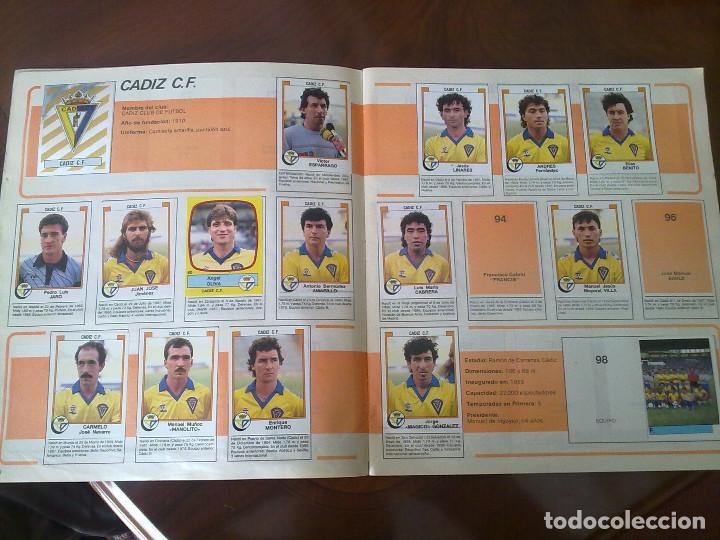 Coleccionismo deportivo: ALBUM DE CROMOS FUTBOL 88 DE PANINI - 349 CROMOS PEGADOS, FALTAN 37 - Foto 6 - 103661503