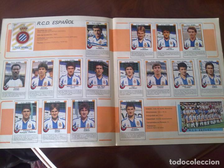 Coleccionismo deportivo: ALBUM DE CROMOS FUTBOL 88 DE PANINI - 349 CROMOS PEGADOS, FALTAN 37 - Foto 8 - 103661503