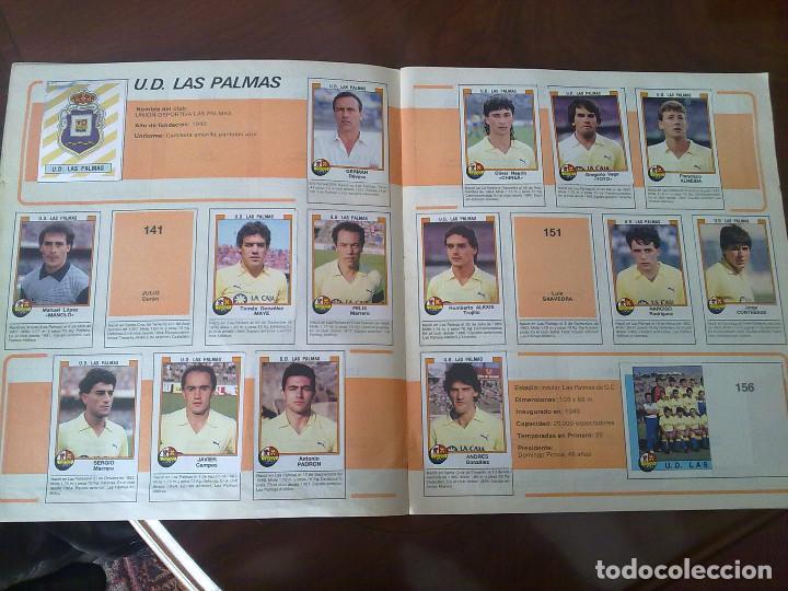 Coleccionismo deportivo: ALBUM DE CROMOS FUTBOL 88 DE PANINI - 349 CROMOS PEGADOS, FALTAN 37 - Foto 9 - 103661503