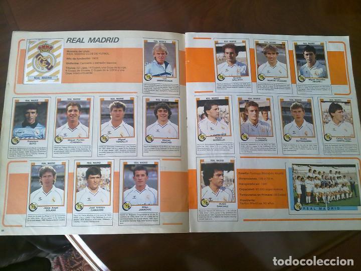Coleccionismo deportivo: ALBUM DE CROMOS FUTBOL 88 DE PANINI - 349 CROMOS PEGADOS, FALTAN 37 - Foto 11 - 103661503