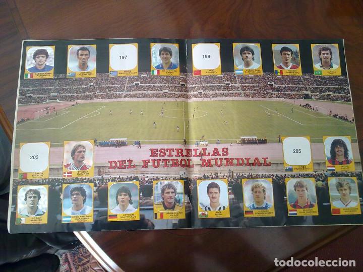 Coleccionismo deportivo: ALBUM DE CROMOS FUTBOL 88 DE PANINI - 349 CROMOS PEGADOS, FALTAN 37 - Foto 12 - 103661503