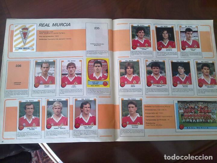 Coleccionismo deportivo: ALBUM DE CROMOS FUTBOL 88 DE PANINI - 349 CROMOS PEGADOS, FALTAN 37 - Foto 14 - 103661503