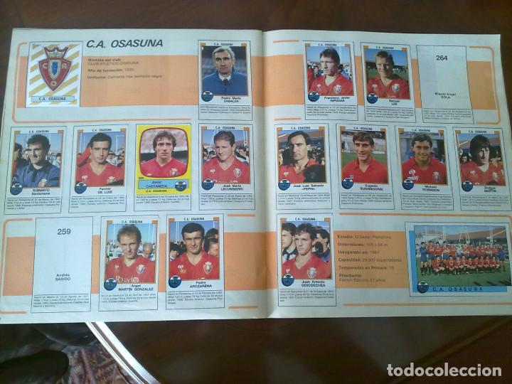 Coleccionismo deportivo: ALBUM DE CROMOS FUTBOL 88 DE PANINI - 349 CROMOS PEGADOS, FALTAN 37 - Foto 15 - 103661503