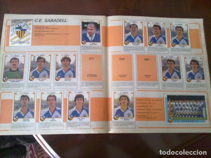 Coleccionismo deportivo: ALBUM DE CROMOS FUTBOL 88 DE PANINI - 349 CROMOS PEGADOS, FALTAN 37 - Foto 16 - 103661503