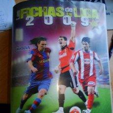 Coleccionismo deportivo: MUNDICROMO 2008-09 COMPLETO AL 95%. Lote 103802139