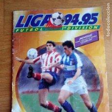 Coleccionismo deportivo: ALBUM FUTBOL LIGA EDICIONES ESTE 1994 1995 94 95. Lote 103879243