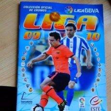 Coleccionismo deportivo: EDICIONES ESTE 2009-10 COMPLETO AL 80% . Lote 103882147