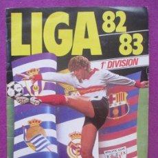 Coleccionismo deportivo: ALBUM CROMOS FUTBOL, CAMPEONATO LIGA 1982-83, ESTE, TIENE 248 CROMOS, VER FOTOS, B. Lote 103976199
