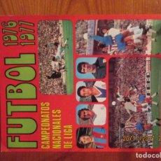 Coleccionismo deportivo: ALBUM VACIO FUTBOL 1976 1977 RUIZ ROMERO - SACADO DE QUIOSCO + 1 SOBRE SIN ABRIR RUIZ ROMERO 75/76. Lote 124398366