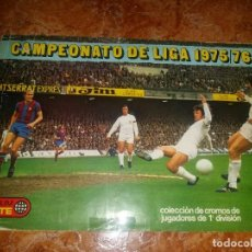 Coleccionismo deportivo: ESTE 75/76 1975 1976 373 CROMOS MUY COMPLETO. Lote 103996135