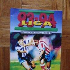 Coleccionismo deportivo: ÁLBUM LIGA 93-94. Lote 104062355