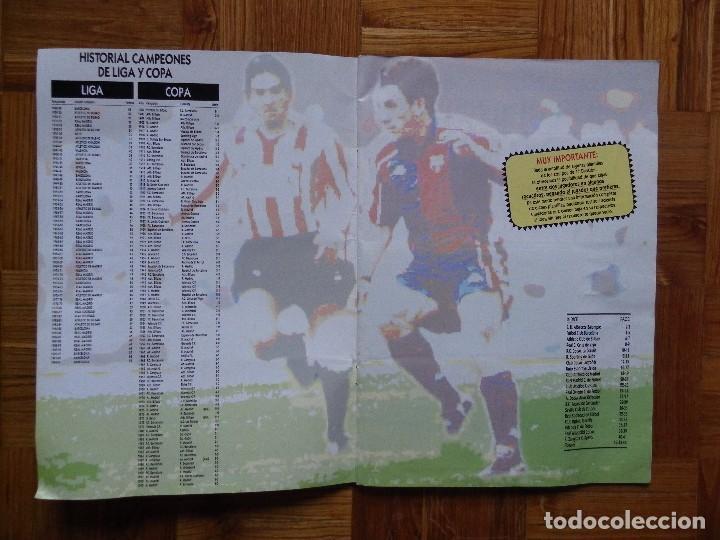 Coleccionismo deportivo: ÁLBUM LIGA 93-94 - Foto 2 - 104062355