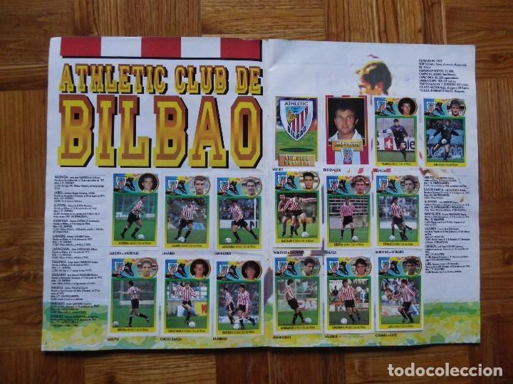 Coleccionismo deportivo: ÁLBUM LIGA 93-94 - Foto 9 - 104062355