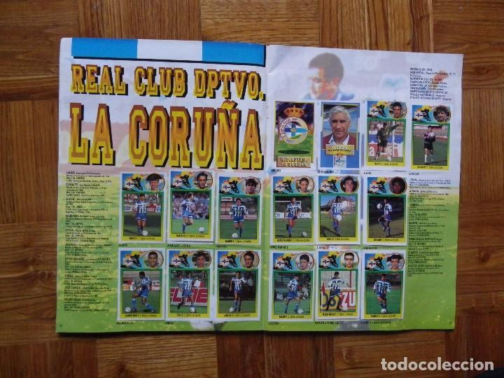 Coleccionismo deportivo: ÁLBUM LIGA 93-94 - Foto 11 - 104062355