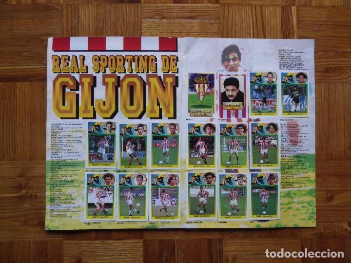 Coleccionismo deportivo: ÁLBUM LIGA 93-94 - Foto 12 - 104062355