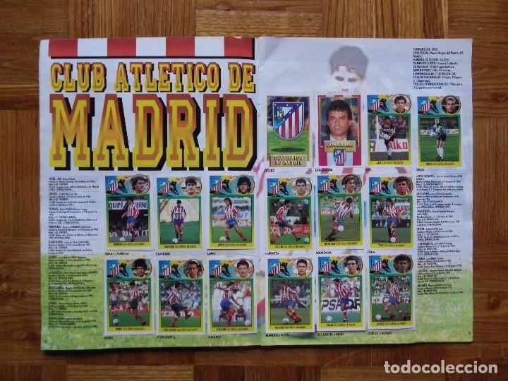Coleccionismo deportivo: ÁLBUM LIGA 93-94 - Foto 15 - 104062355