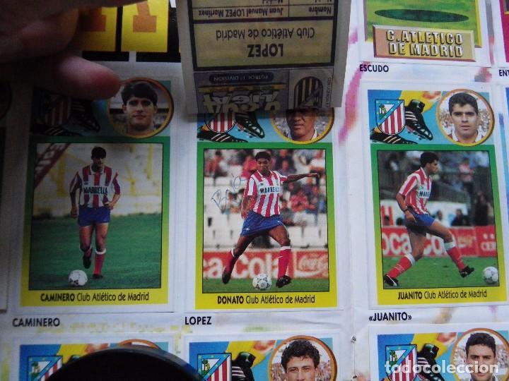 Coleccionismo deportivo: ÁLBUM LIGA 93-94 - Foto 16 - 104062355