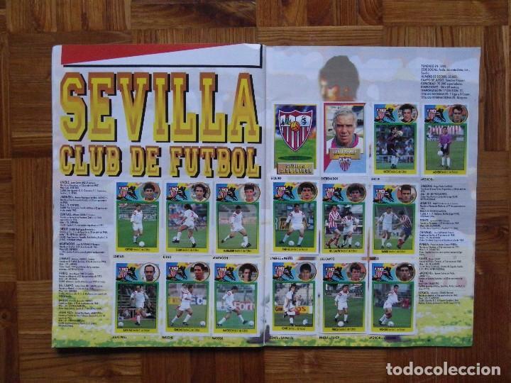 Coleccionismo deportivo: ÁLBUM LIGA 93-94 - Foto 22 - 104062355