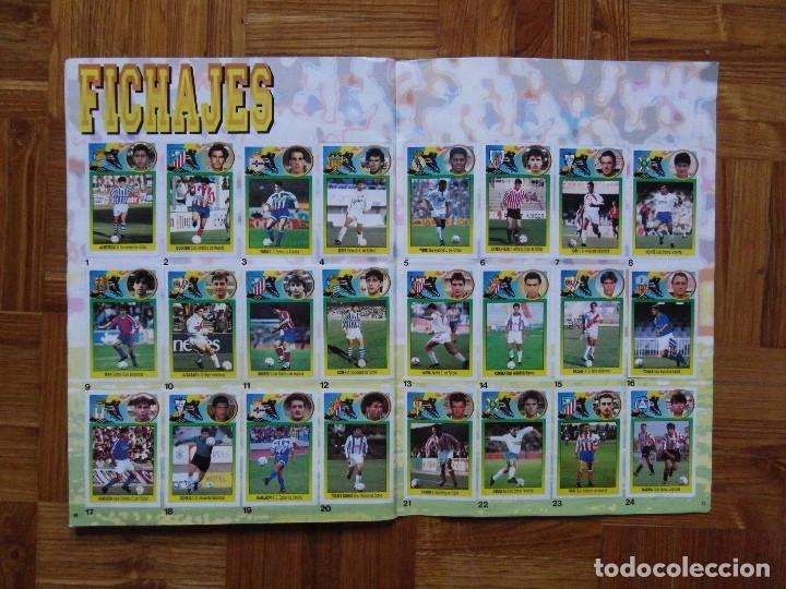 Coleccionismo deportivo: ÁLBUM LIGA 93-94 - Foto 29 - 104062355