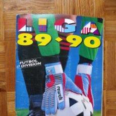 Coleccionismo deportivo: ÁLBUM LIGA 89-90, EDICIONES ESTE. Lote 104181127