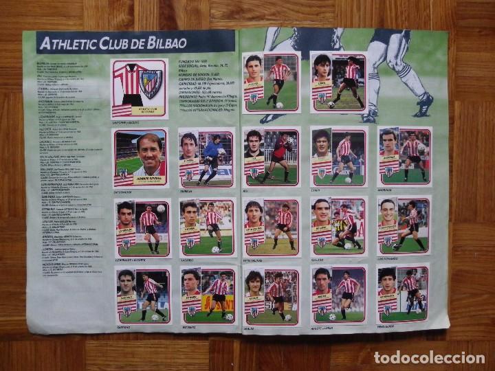 Coleccionismo deportivo: ÁLBUM LIGA 89-90, EDICIONES ESTE - Foto 3 - 104181127