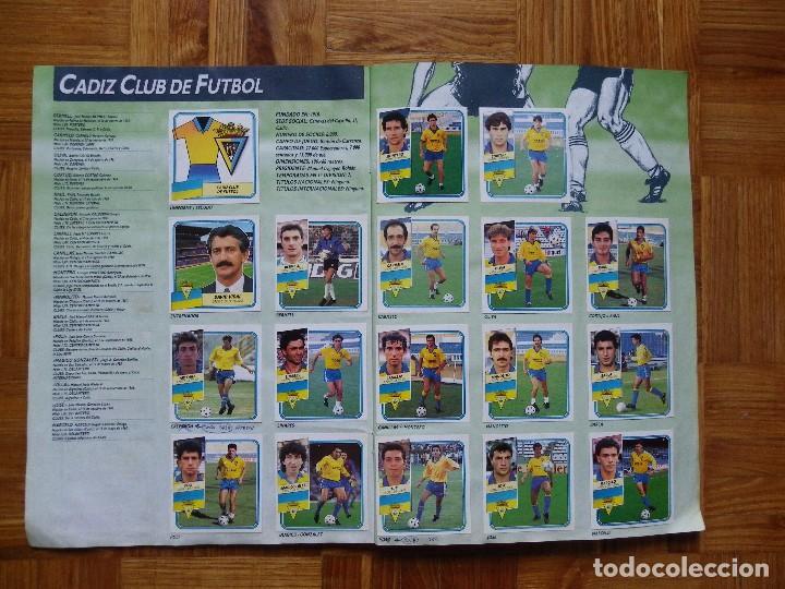 Coleccionismo deportivo: ÁLBUM LIGA 89-90, EDICIONES ESTE - Foto 4 - 104181127
