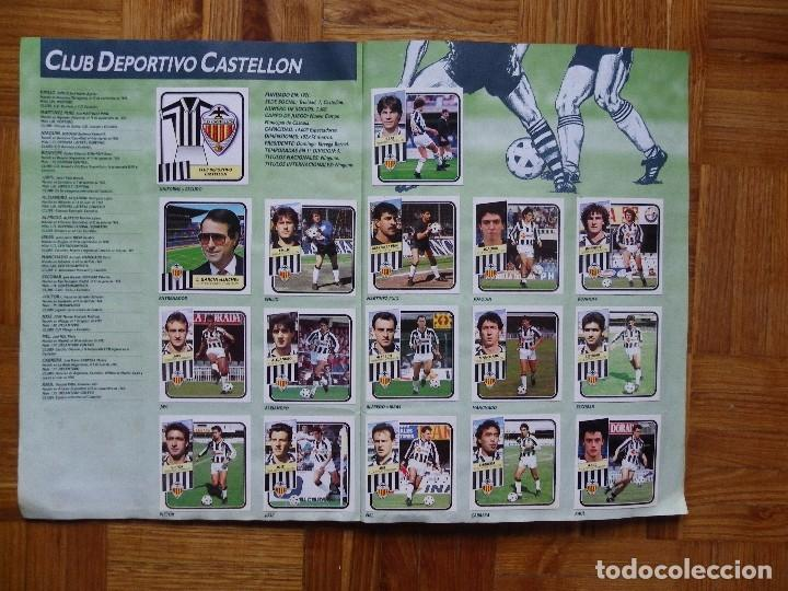 Coleccionismo deportivo: ÁLBUM LIGA 89-90, EDICIONES ESTE - Foto 5 - 104181127