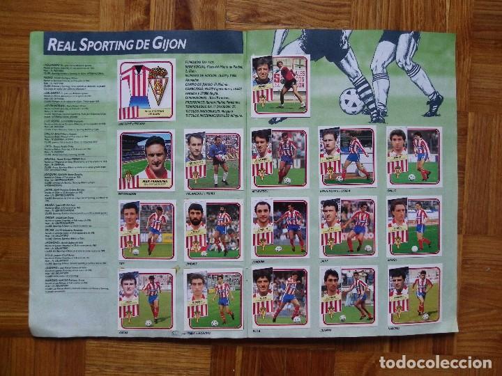 Coleccionismo deportivo: ÁLBUM LIGA 89-90, EDICIONES ESTE - Foto 7 - 104181127