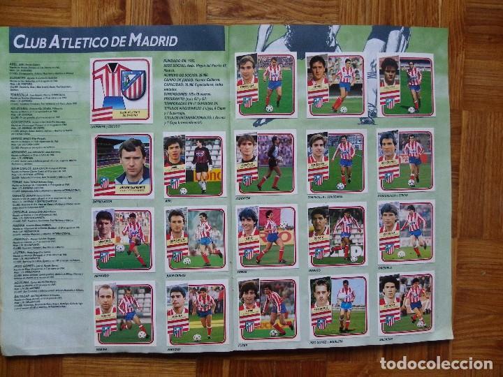 Coleccionismo deportivo: ÁLBUM LIGA 89-90, EDICIONES ESTE - Foto 9 - 104181127